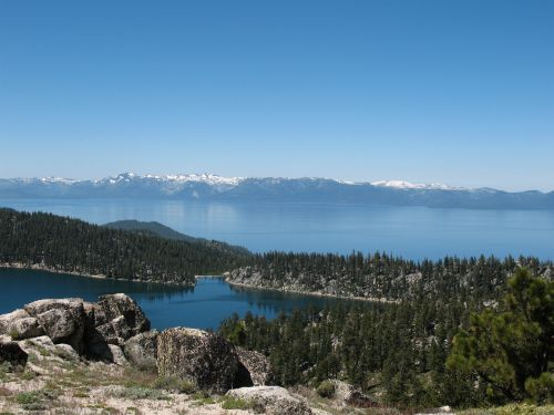 Another view of Tahoe