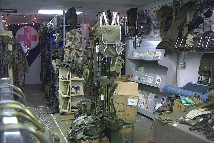 Outfitted By G I Joe Military Surplus Gear Pmags Com