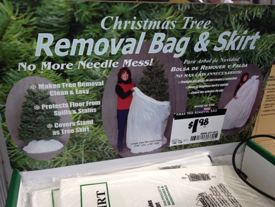 Quick tip: Xmas Tree Disposal bag = emergency shelter | PMags.com