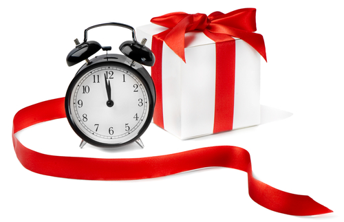 Image result for Time is a gift