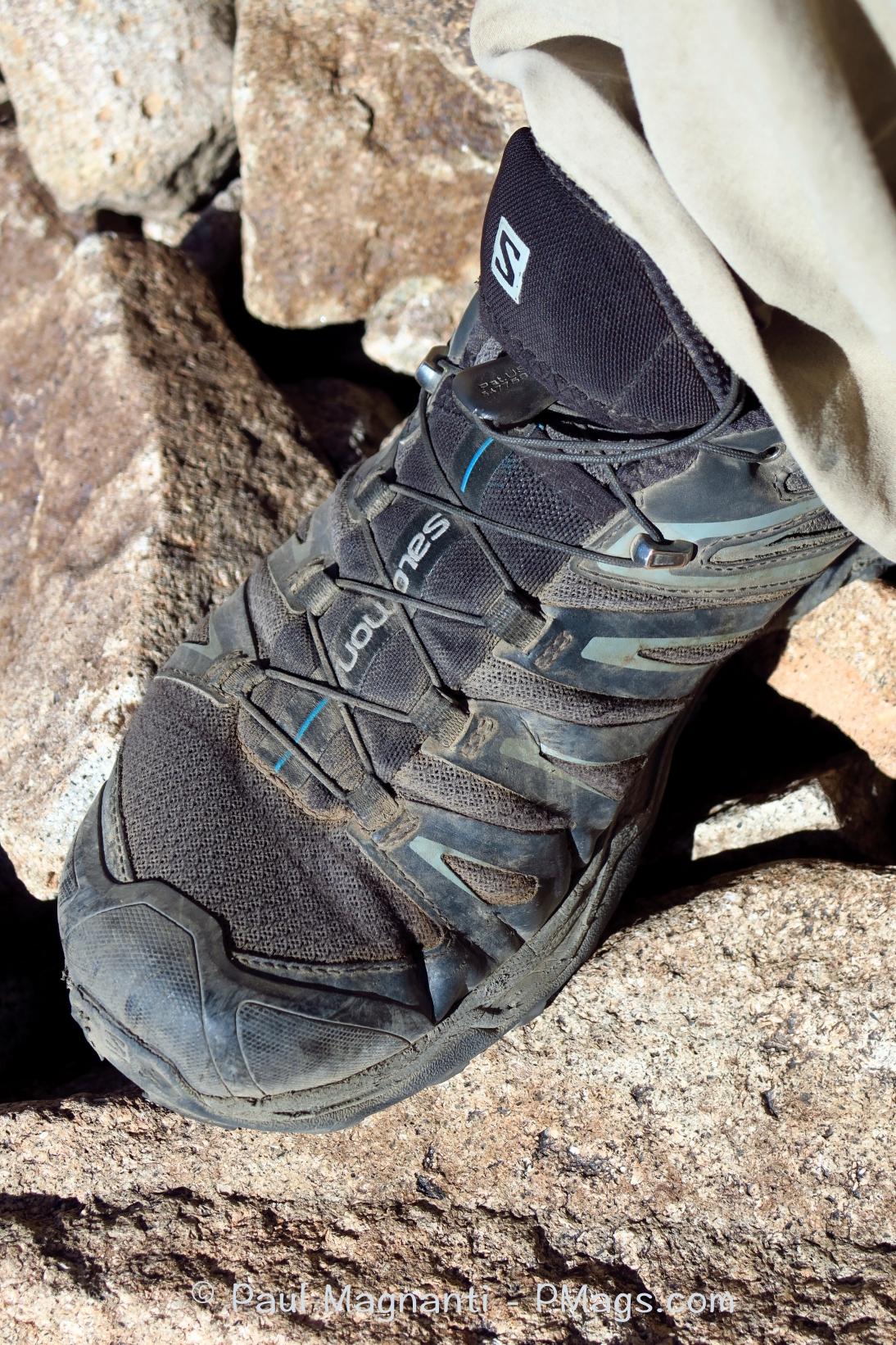Gear review: Salomon X Ultra 3 Hiking